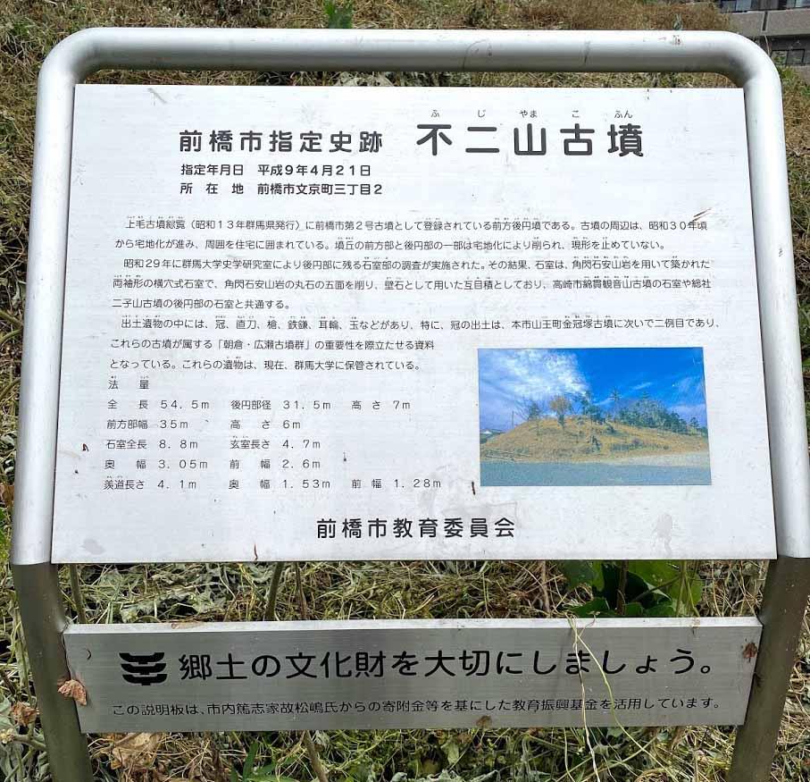 ポタリングで「朝倉・広瀬古墳群」を巡ってきたよ – egg'sblog